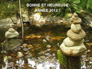 Voeux 2012 Alain BRON