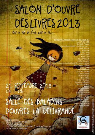 Affiche Douvres 2013