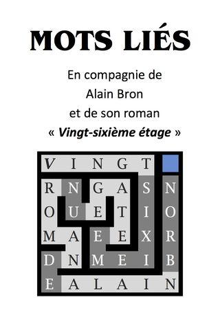 1 Vingt-sixième étage - Alain Bron - vers 25-07-2014