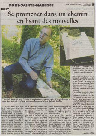 Oise Hebdo 25 juin 1 2014